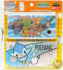 Brand New Pocket Monster Pokemon Graion Torterra Pikachu Hard Cover For DSi Lite
