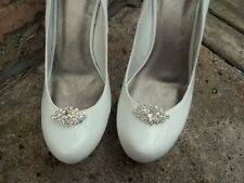 Bridal Shoe Clips,Rhinestone Shoe Clips, Wedding Clips for Wedding Shoes,Bride