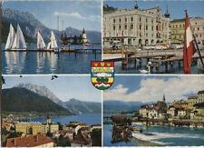 Alte Postkarte - Impressionen von Gmunden