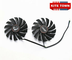 NEW 95mm Graphics Card Cooling Fan for MSI GTX 970 980 PLD10010S12HH 5 Pin