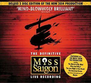 Miss Saigon Claude-Michel Schonberg CD NEW