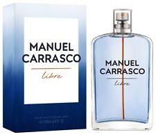 LIBRE de MANUEL CARRASCO - Colonia / Perfume EDT 100 mL - Hombre / Man / MANU
