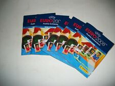 n 10  album Euro 2008 Pocket Mini Stickers  Vuoti Panini perfetti