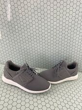 ALDO Gray Textile Lace Up Low Top Casual Fashion Sneakers Men's Size 12