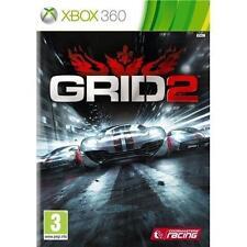 GRID 2 | XBOX 360 | MICROSOFT | NEU & OVP | Codemasters Racing | USK18