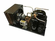 Indoor Air-Cooled Condensing Unit 1 Hp, High Temp, R404A, 220V (Nt6222Gkv2)