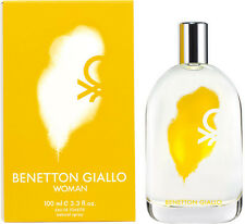 jlim410: United Colors of Benetton Giallo for Women, 100ml EDT cod ncr/paypal