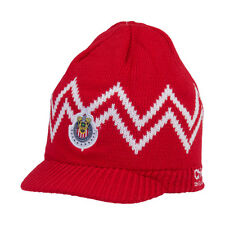 Chivas Beanie Visor Soccer Football Official Merchandise Guadalajara Mexico