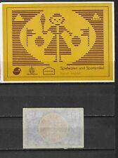 MATCHBOX LABELS-GERMANY. Germina & Pouch toys trading, packet size label, Riesa