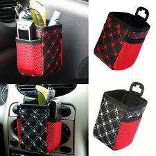 1XTravel Auto Car Air Storage Box Mobile Phone Pocket Bag Organizer Holder ReEC,