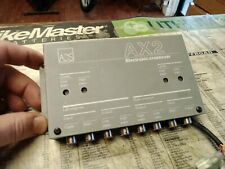 ADS AX2 Mobile Electronic Crossover VINTAGE CAR AUDIO