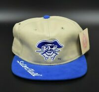Seton Hall Pirates Vintage Premore 90's NCAA Adjustable Strapback Cap Hat - NWT
