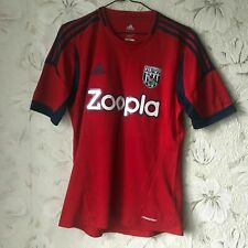 West Bromwich Albion England Away football shirt Adidas Formotion Soccer Jersey