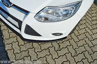 Sonderaktion Spoilerschwert Frontspoiler Lippe ABS für Ford Focus 3 DYB mit ABE