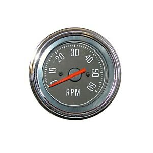 Omix-ADA 17215.02 Factory-Style Tachometer for Jeep CJ5/CJ7/Scrambler