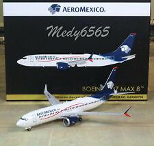 Gemini Jets Aeromexico Boeing B737 MAX 8 1/200