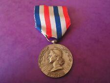 medaille  chemin de fer attribuee 1967