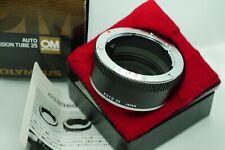 Olympus OM Camera Zuiko Lens 25mm Auto Extension Tube