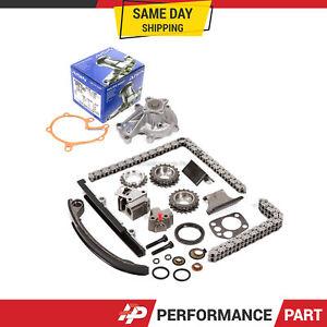 Timing Chain Kit w/o Idler Gear AISIN Water Pump for 93+ Nissan Altima KA24DE