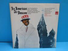 AN AMERICAN IN MOSCOW VINYL POLYDOR 236 566 ALEXEJ MICHAILOW RECORD LP EX/VG