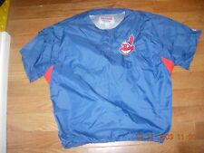 Indians AUTHENTIC DIAMOND COLLECTION CHIEF WAHOO Batting Practice Jersey,NWOT