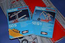 Fischertechnik Statik 30 x Flachträger 120mm