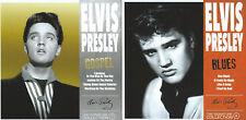 LOT DE 2  CDS ELVIS PRESLEY- BLUES / GOSPEL - VPT-ELVIS MY HAPPINESS