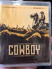 COWBOY Blu-Ray TWILIGHT TIME - GLENN FORD, JACK LEMMON - BRAND NEW/SEALED !