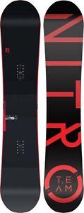 Nitro Team Pro Men's Snowboard 152 cm, Directional Twin, New 2022