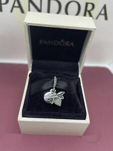Pandora Pop Up Box&gift Wrap With  Glow In the Dark Firefly Dangle Charm