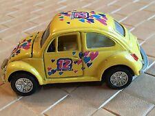 Vintage Mini Beetles Toy Car