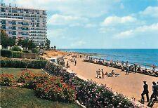 Spain Marbella Malaga Playa de Fontanilla Beach Postcard