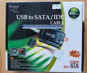 USB to SATA / IDE Adapter Kabel
