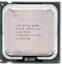 INTEL core 2 quad Q9300 2.5ghz/6m/1333 socket 775