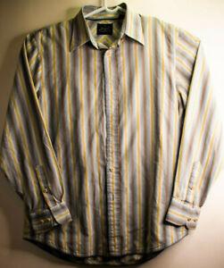 Indigo Palms (by Tommy Bahama) Mens Shirt - Size Large