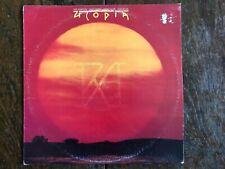 "Utopia ""RA"" Todd Rundgren Australian Pressing Bearsville Label W/ Lyric Sleeve"