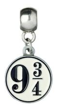 Slider Charm Platform 9 3/4 Harry Potter Official Bracelet Necklace Jewellery