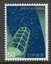 JAPAN 1978 SPACE STARS 1v MNH