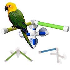 Bird Supplies Parrot Shower Stand Pole Shower Standing Toy Random Color