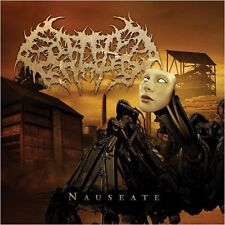 SPLATTERED ENTRAILS - Nauseate CD