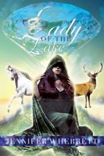 Lady of the Lake by Jennifer Wherrett (2013, Paperback)