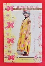 Angel Smock Tina Givens Sewing Pattern #TG-K5021 * 3 Child's Children Sizes New