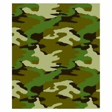 Birthday child military greeting cards invitations ebay army camouflage gift wrap birthday party present wrapping paper military camo bookmarktalkfo Choice Image