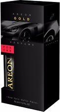 Areon Top Quality Luxury Car Perfume  Air Freshener - 50ML - Gold