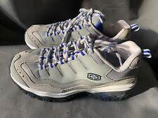 Skechers Sport Trail Running Shoes Energy Adrenal Mens Size 8.5