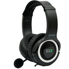 ORB GX2 Gaming & Live Chat Headset compatible with Xbox 360 / PC USB 161636