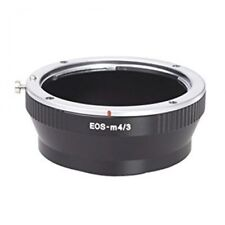 EOS-M4/3 Adapter Mount Ring For Canon EF EOS Mount Lens To Olympus Panasonic