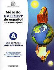 METODO EVEREST DE ESPANOL A INTERMEDIO  para extranjeros libro del alumno