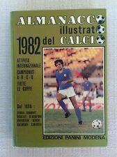 ALMANACCO CALCIO ILLUSTRATO PANINI 1982 - GAETANO SCIREA  MONDIALE 82
