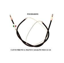 CAVO FRENO A MANO CASALINI M10-12-14 P0038048090